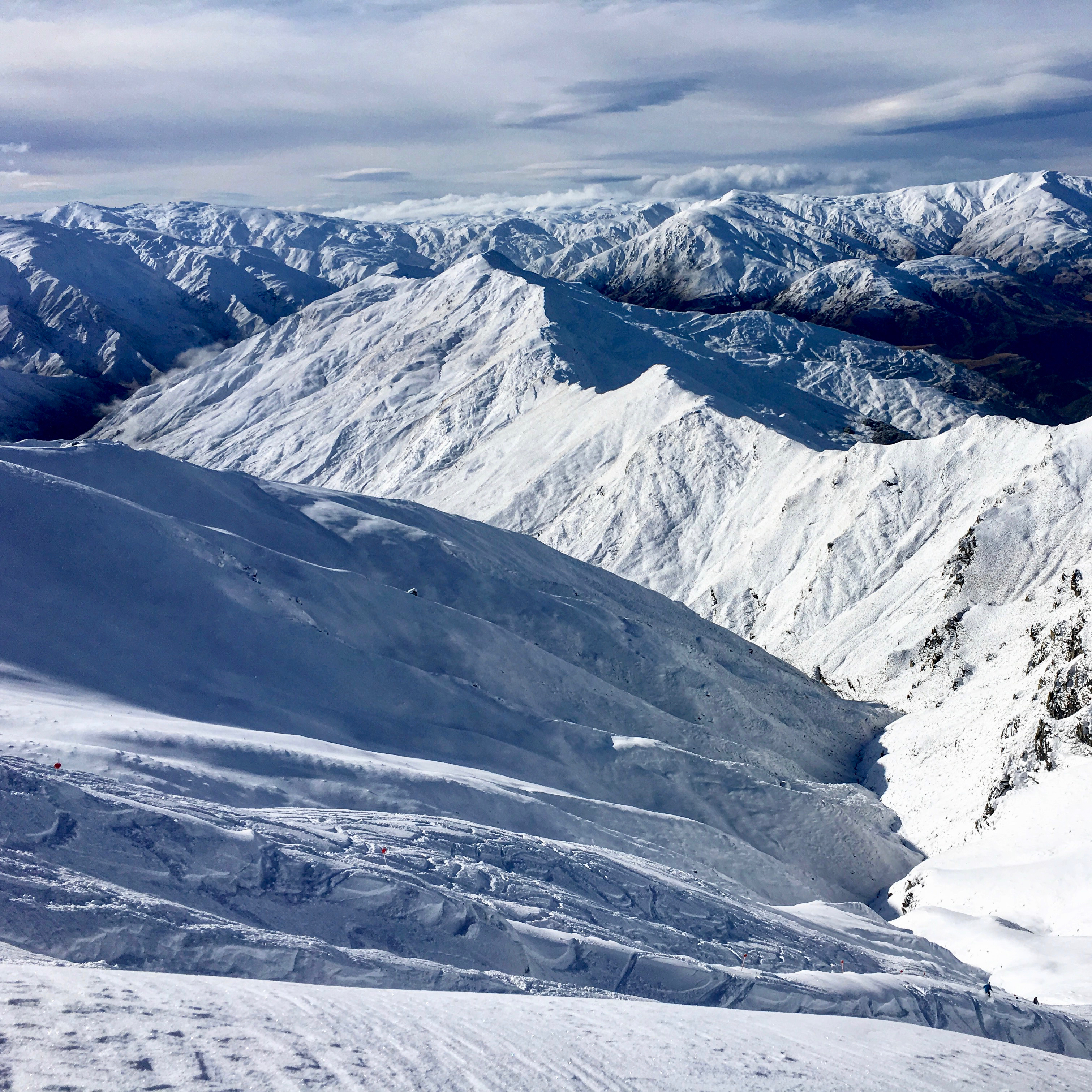 Best Places In The Us To Snowboard: Skiing At The Remarkables & Coronet Peak, New Zealand