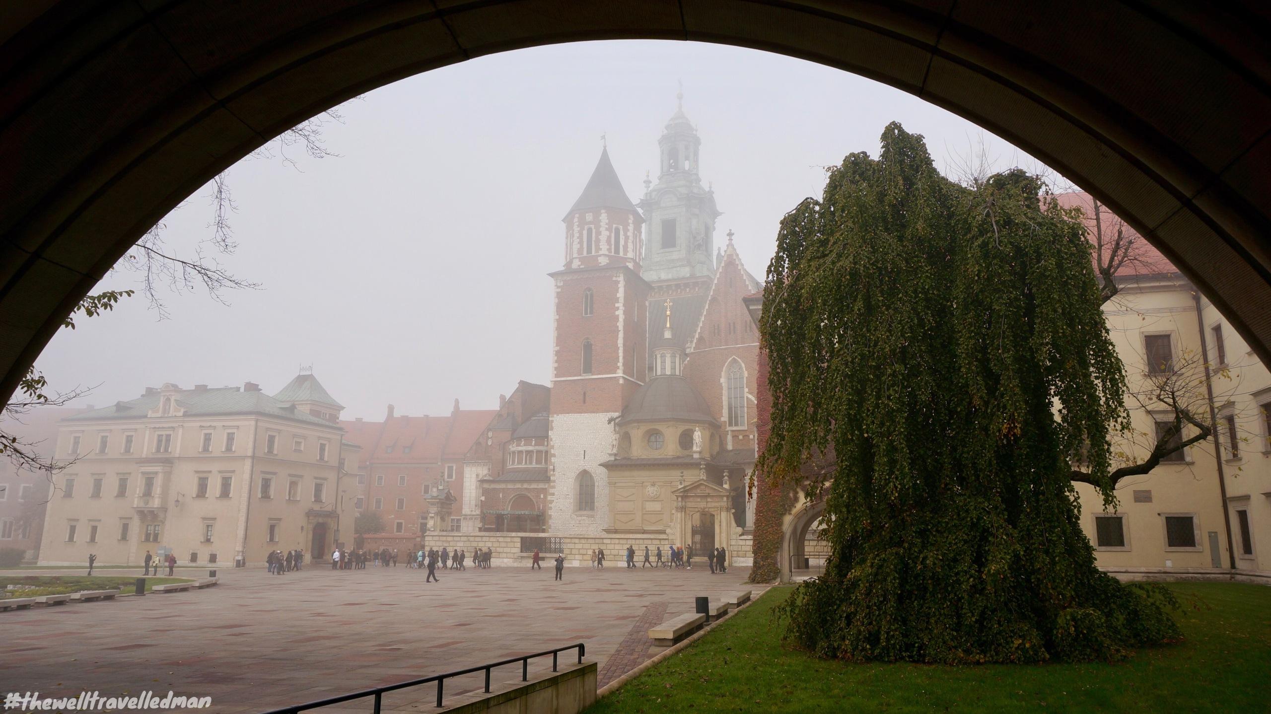 thewelltravelledman krakow, poland in a long weekend
