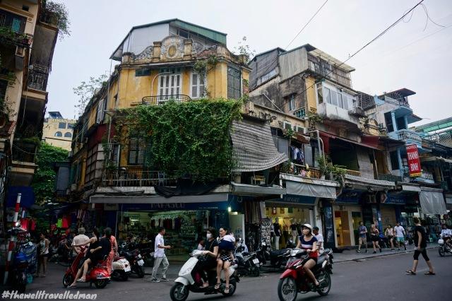 thewelltravelledman hanoi vietnam